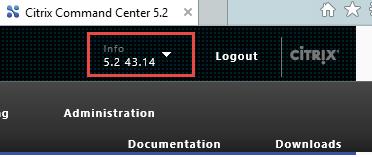 Citrix Command Center Build