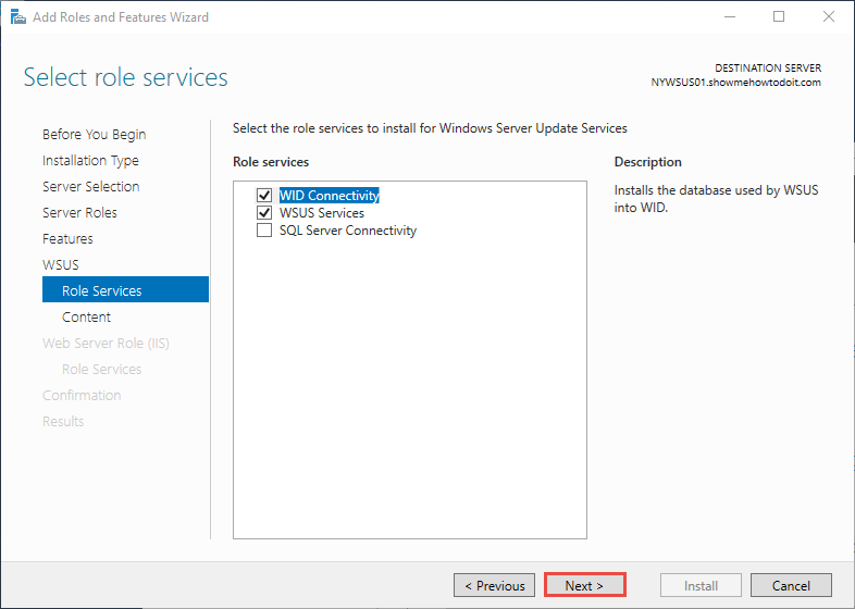 Windows-Server-2016-Update-Services-Install-10